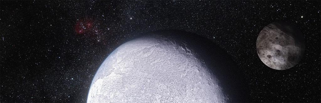 Eris Dwarf Planet