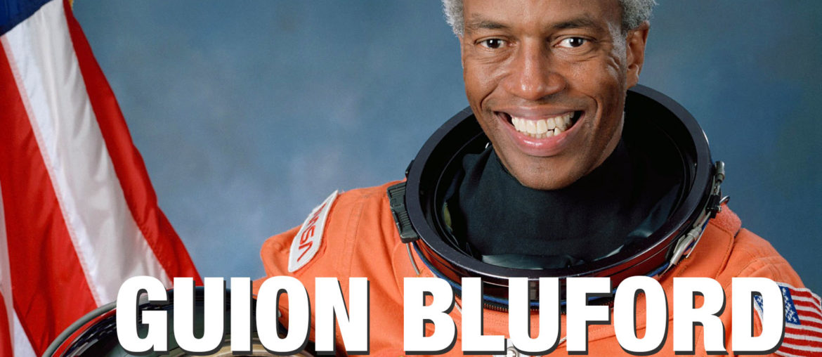 Guion Bluford Biography For Kids: First African American