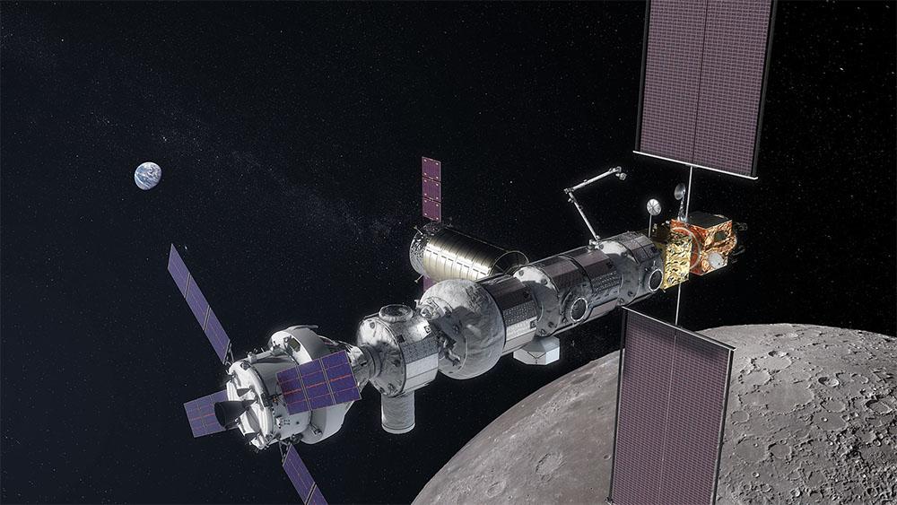 Gateway orbiter