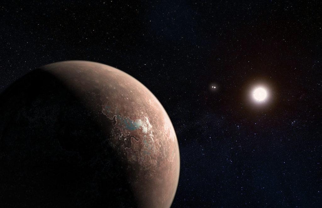 Alpha Centauri Planets