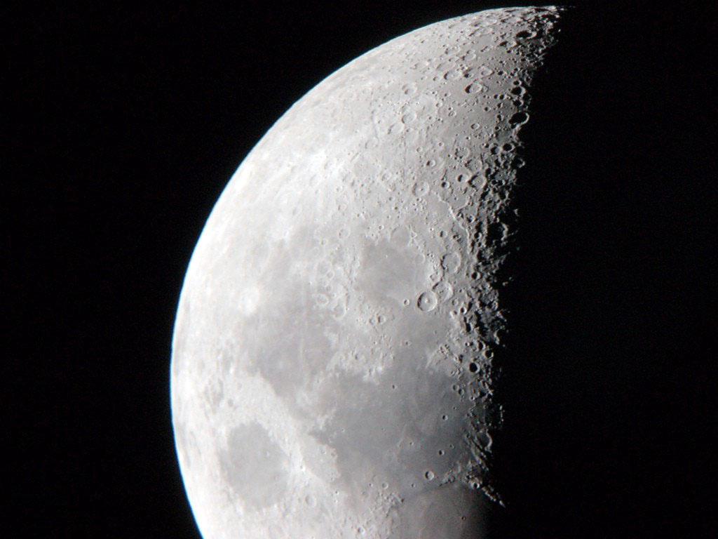 Moon third quarter